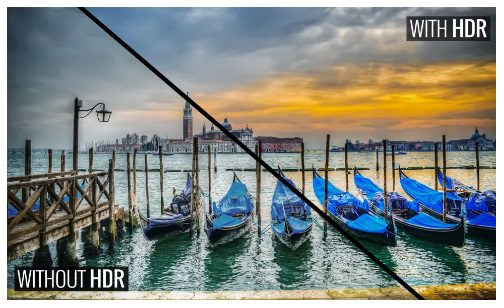 2.HDR-HDR vs SDR