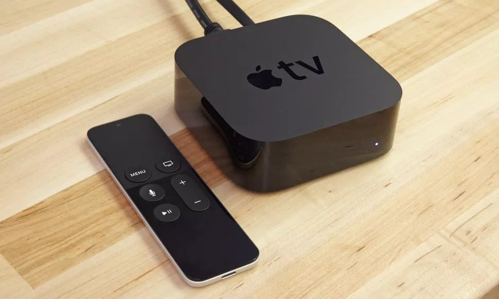 Smart TV-apple TV