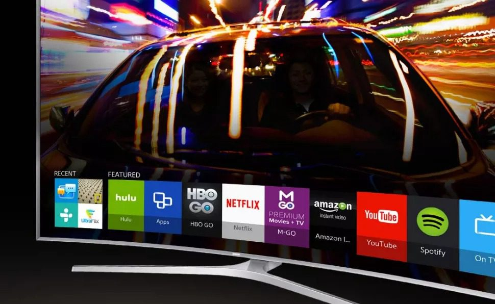 Smart TV-streaming service
